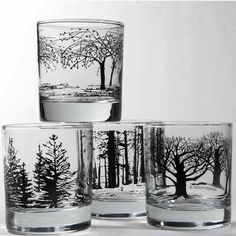 Scandinavian glasses