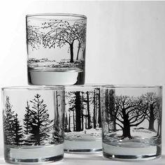 Scandinavian glasses