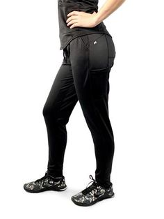 Navy Blue Scrubs, Black Scrubs, Black Joggers, Black Jeans, Scrubs Outfit, Athletic Looks, Womens Scrubs, Joggers Womens, Scrub Pants