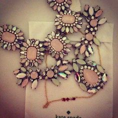 Flower neckpiece