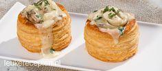 Probeer dit lekkere recept voor ragout met kip en champignons, want zelfgemaakt is ie natuurlijk het allerlekkerst!