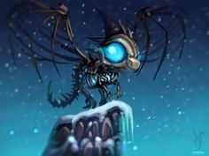 christone-moonstriker:   Lil'... - Dragon Inspiration