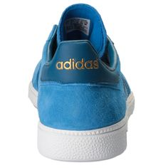 Footwear   Blue Mens Spezial Trainers   Get The label