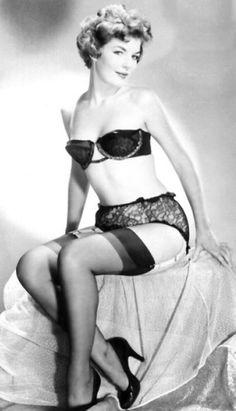 0fa76b45083 black lace lingerie, 1950s Bodysuit Lingerie, Black Lingerie, Classic  Lingerie, Lingerie Heels