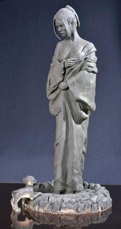 Metallobjekte Strong-Willed Reiter Western Kunst Drei Pferde Bronze Marmor Statue Skulptur Art Déco Geschenk