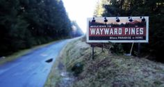 """Review of the new FOX show Wayward Pines.   """"Wayward Pines has the tone of being a Twin Peaks/X-Files/Lost hybrid with twists and turns where they're least expected.""""  Read the full review..."""