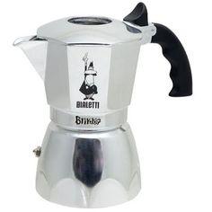 Bialetti Brikka Espresso Maker, Aluminium, Silver for sale online Machine Expresso, Best Espresso Machine, Espresso Maker, Espresso Cups, Coffee Cups, Coffee Machine, Coffee Maker, Bialetti, Coffee Varieties
