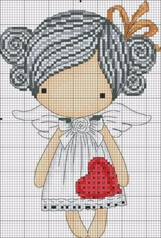 Thrilling Designing Your Own Cross Stitch Embroidery Patterns Ideas. Exhilarating Designing Your Own Cross Stitch Embroidery Patterns Ideas. Cross Stitch Angels, Cross Stitch Bookmarks, Cross Stitch Heart, Cross Stitch Alphabet, Counted Cross Stitch Kits, Modern Cross Stitch, Cross Stitch Designs, Cross Stitch Patterns, Cross Stitching