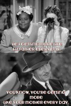 "Myrna Loy & William Powell in the Wonderful ""Thin Man"" series!!"