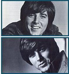 Bobby Sherman, the shy smirk