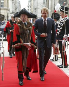 Prince Harry Photos - Prince Harry Attends The Lord Mayor's Big Curry Lunch - Zimbio