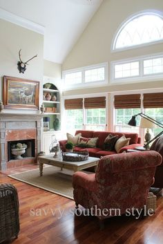 Paint Color - Benjamin Moore Manchester Tan Savvy Southern Style: The New Paint Reveal