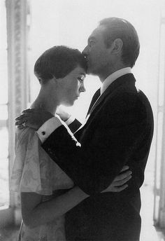 Julie Andrews and Christopher Plummer in The Sound of Music.