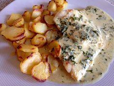 Rotbarsch in Bärlauch - Limetten - Senf - Sauce, ein sehr leckeres Rezept mit Bild aus der Kategorie Fisch. 13 Bewertungen: Ø 3,9. Tags: Fisch, Frühling, Hauptspeise