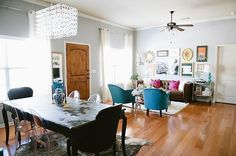 Katie Taylor aka The Everyday Girl,  shows off her Stylish Austin, Texas Townhouse | POPSUGAR Home