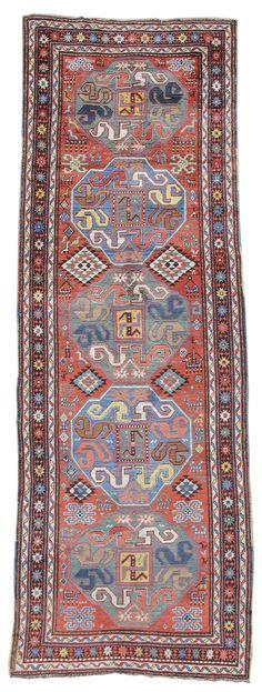 Karabagh, Caucasus, late 19th C.