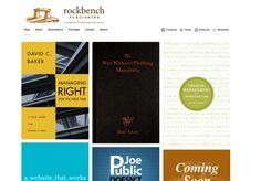 excellent book website design