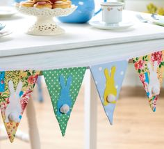 Easter Bunny Bunting More