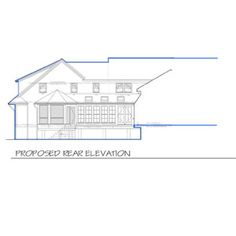 Project tv house