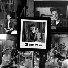 just captured the sneak peek of #LittleThings 2 Days To Go with Louis :)