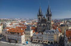 The Old Town Square (Staroměstské náměstí), Prague
