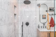 """I had absolutely no idea you're """"supposed"""" to change your showerheads every six to eight months. I'm not doing that. I love my shower head. Anyway, for my #propertyowners #landlords #DIY folks, """"How to Install a Handheld Showerhead"""" Being A Landlord, Shower Heads, Mirror, Change, Home Decor, Projects, Diy, Electric Showers, Bath"""
