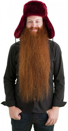This guy is my beard role model. I can only hope that one day my beard is as epic as his.