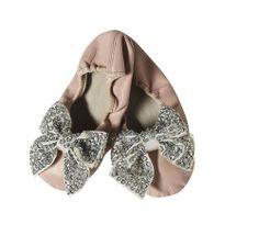 Koko Blush & Co Tutu Du Monde Ballet Slippers
