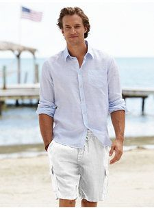 Gorsuch menswear Mens Fashion Casual Shoes, Men Casual, Resort Casual, Resort Style, Beach Shirts, Men's Shirts, Dress Shirts, Men Beach, Athletic