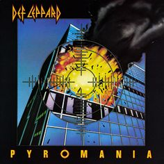 Def Leppard: Pyromania. This band aspired to be the next Led Zeppelin, until they found their own musical identity. Pyromania has sold 10m copies. Scan your vinyl LP covers with iPhone or iPad + Pic Scanner app. Click to download free