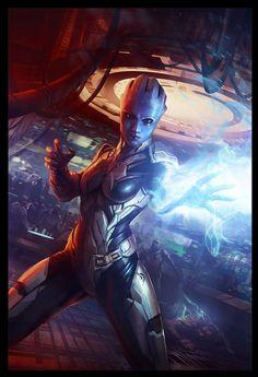 Mass Effect, Daryl Mandryk