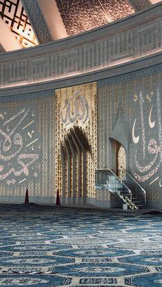 Persian Architecture, Mosque Architecture, Religious Architecture, Beautiful Architecture, Art And Architecture, Fest Des Fastenbrechens, House Front Wall Design, Classic House Exterior, Indian House Plans
