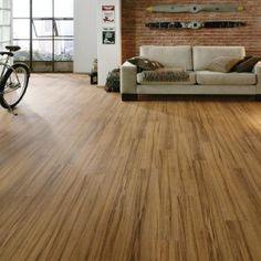 Laminate Wood Plank Flooring