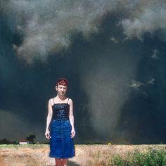 ARTIST SPOTLIGHT: John Brosio. Amazing sense of foreboding in these #paintings http://www.booooooom.com/2016/02/26/artist-spotlight-john-brosio/