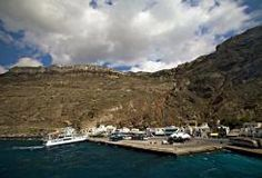 Athinios (new port), Santorini, Greece Greece Culture, Greece Fashion, Greece Holiday, Santorini Greece, Travel Information, Greece Travel, Tahiti, Beautiful Sunset, Greece