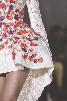 {fashion inspiration | runway : giambattista valli spring 2014 couture}