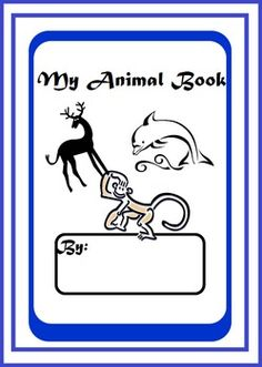 Doing an animal research project?  This easy to fold book is a super easy way for students to record their research and create a book at the same time.  Students will look at a variety of characteristics of their chosen animal, including where it lives, how it gets around, and the number of eyes and legs.