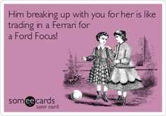 To a best friend after a breakup!!