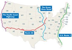 Best U.S. Roadtrips: 4 Great Drives | Travel News from Fodor's Travel Guides