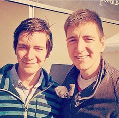 Oliver and James Phelps ❤️❤️