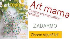 Jarné číslo časopisu Art mama