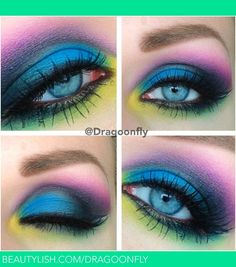 Colorbomb | Charlotte A.'s (Dragoonfly) Photo | Beautylish