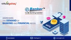 E-Banker provides high level of Standardization, Highly Automated Functions with its Faster Performance that improves customer's Service Delivery and Employee's Experience. Core Banking, Bank Financial, Bank Branch, Banking Services, Risk Management, Financial Institutions, High Level, Branches
