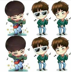 Park Bo Gum Wallpaper, Moonlight Drawn By Clouds, Korean Actors, Kdrama, Chibi, Fan Art, Cartoon, Korean Wave, Anime