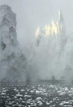 .ice bergs