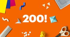 Just received my 200th order! I appreciate each one! Remember, Use THANKYOU0 on check out to receive 10% off your shop until 31st December! #thankyou #etsy #etsystore #200sales