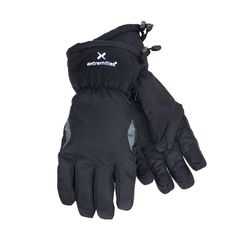 Warm waterproof and breathable winter glove with 5oz PRIMALOFT Warm waterproof and breathable thanks to the combination of the Hipora insert and