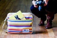 Think this would be much cooler to carry around places than my regular camera bag. @Photojojo ♥s PhotographyPhotography