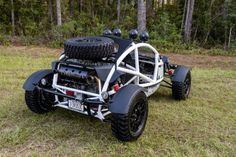 Bid for the chance to own a 2016 Ariel Nomad Tactical at auction with Bring a Trailer, the home of the best vintage and classic cars online. Ariel Nomad, Polaris Slingshot, All Terrain Tyres, Sport Seats, Roll Cage, Black Bikini Tops, Classic Cars Online, Go Kart, October