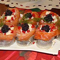 Ricotta, Sushi, Waffles, Muffin, Breakfast, Ethnic Recipes, Blog, Morning Coffee, Muffins
